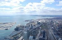 CNタワーからの眺め