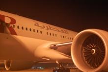 チュニジア カタール航空
