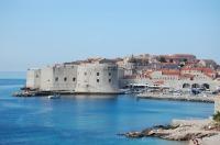 世界遺産・クロアチアのドブロブニク旧市街