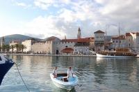 世界遺産・クロアチアの古都トロギール