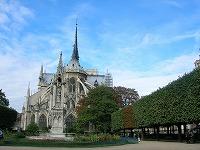 パリのセーヌ河岸