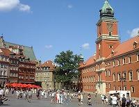ワルシャワの歴史地区