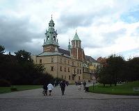 クラクフの歴史地区